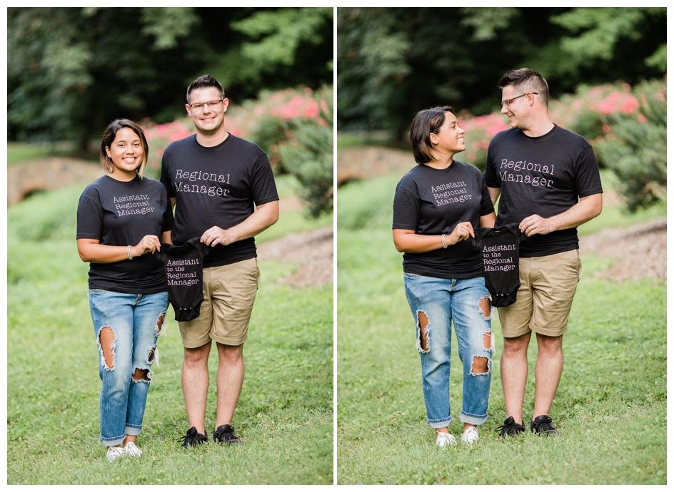 Becca's Pics   Courtney and Brandon's Winston Salem Pregnancy