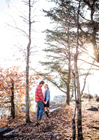 pilot mtn engagement session